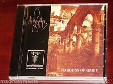 At The Gates / Grotesque: Gardens Of Grief / In The Embrace Of Evil CD 2001 NEW