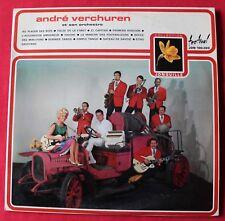 Andre Verchuren, au plaisir des bois (cover camion de pompier), LP - 33 Tours