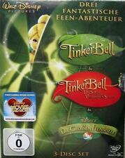 Drei fantastische Feen-Abenteuer (2014) - DVD Neu