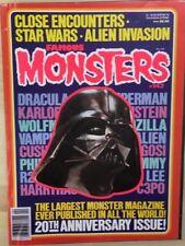 FAMOUS MONSTERS OF FILMLAND #142 (1978) Warren Magazine FINE 20th Anniversary