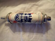 Pabst Blue Ribbon beer tap handle 10""