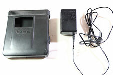 Sony  discman case and 9V adapter for D-35, D-350