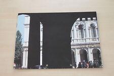 167647) Moto Guzzi - Modellprogramm - Poster / Prospekt 199?