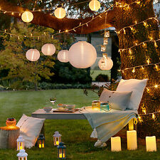 Sparangebot Garten Solar Lampion LED Kerze Solar Laterne LED Lichterkette Timer