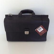 Limited Edition LaSalle Leather Briefcase Computer Laptop Shoulder Bag Heritage