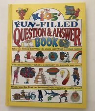 The Kids Fun-Filled Question & Answer Book answers on many subjects pictures