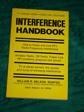 The Interference Handbook by William Nelson WA6FQG!