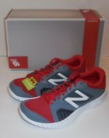 New Balance Flexonic MX613 Mens 7.5 Sneakers Training Shoes Grey Red New