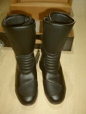 BERIK BOOTS BOT-1052-BK Blue Ridge, waterproof motorcycle boots, black, size 42