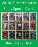 2019/20 UEFA Champions Match Attax Soccer cards Specials - Buy 3 Get 2 FREE