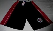 Los Angeles Clippers Synthetic Panel Shorts Youth Large Hardwood Classics NBA