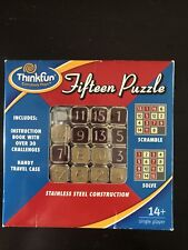 ThinkFun Fifteen Puzzle Classic Toy