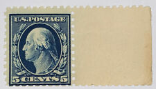 Travelstamps: 1914-1915 US STAMPS SCOTT #428 5¢ Washington Mint, Original Gum NH