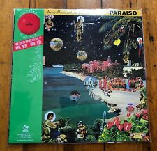 Haruomi Hosono & The Yellow Magic Band - Paraiso limited edition Japanese Import