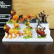9Pcs The Lion King Toys Models Topper Action Figures Doll Simba Kids Gift
