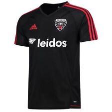 Camiseta de fútbol de clubes americanos y liga MLS de manga corta en rojo