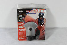 Flipo High-Intensity Red LED Bicycle Taillight F-SH-217