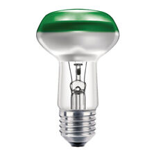 Philips Bombilla Reflectora R63 40w VERDE E27 40 vatios PARTYTONE regulable