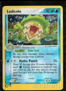 Ludicolo 7/100 - EX Sandstorms - Holo Pokemon Card - NM Condition