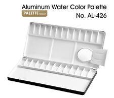 HEUNG IL Aluminum Watercolor Palette 13,20,26,30,35,39,65 Compartments AL-426
