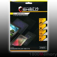 ZAGG Invisible Shield Original Screen Protecror f Samsung Galaxy Tab 3 7.0 Front