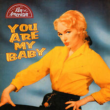 Vintage Rockabilly Comp- YOU ARE MY BABY -Pan America CD
