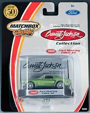 Matchbox 50th 2002 Barrett-Jackson 1968 Ford Mustang Cobra Jet New On Card
