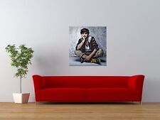 FREDDIE SKINS LUKE PASQUALINO TELEVISION GIANT ART PRINT PANEL POSTER NOR0580