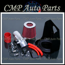 2010-2012 FORD FUSION 2.5 2.5L AIR INTAKE KIT INDUCTION SYSTEMS HEATSHIELD RED