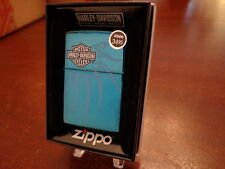 HARLEY DAVIDSON SPOKES #24770  ZIPPO LIGHTER MINT IN BOX 2009