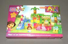 MEGA BLOKS Dora the Explorer Dora's Rainforest Adventure Building Set 2911 NEW