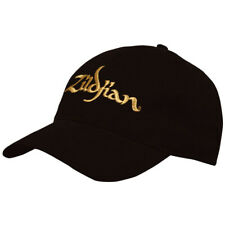 Zildjian Baseball Cap - Black with Gold Logo
