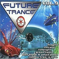 Future Trance 09 (1999) Fragma, Chicane, Rollergirl, Green Court.. [2 CD]