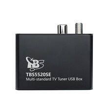TBS5520SE Multi-standard Universal TV Tuner USB Box For IPTV Streaming