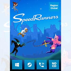 SpeedRunners for PC Game Steam Key Region Free