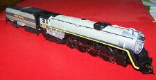Bachmann, Locomotive avec Tender, 4-8-4,up, Neuf de zugpackung