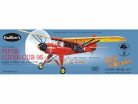 Guillow's Piper Super Cub 95 Balsa Flying Model Airplane Kit, Aviation  GUI-602