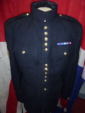 """WELSH GUARDS MAN ARMY NO.1 DRESS UNIFORM JACKET CHEST APPROX 44-45"""" BRITISH ARMY"""