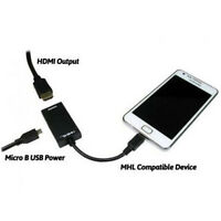 MHL 2.0 to HDMI 1080P HDTV Adapter Cables  For Samsung Galaxy S3 S4 S5 Note 3/4
