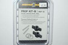 "minn kota prop nut kit B 4"" diameter OEM many volt motors mkp-10 weedless wedge"