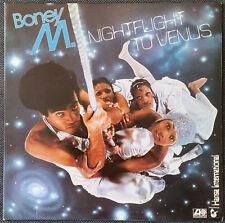Vintage Boney M. - Nightflight To Venus. Album. Record. 1978. VGC