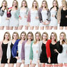 Summer Women Outdoor UV Protection Tippet Wrap Car Driving Shoulder Shawl Tops