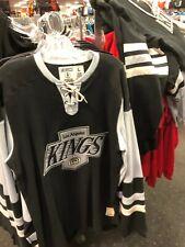NHL LA Kings Logo Hockey CCM  Sweatshirt Sweater NEW Sewn letters