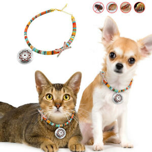Flea Collar for Dogs Insect Repel Mosquito Protection for Small Dogs Puppy Cats