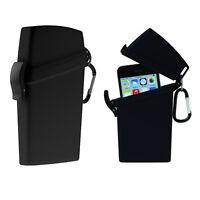 Witz Smart Phone Locker III. Waterproof Case (IPhone 6 Plus size phones) - Black