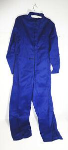 DDR Eclair Sanfor Combinaison de Travail Bleu Vintage Taille 50 Oldtimer ! (nr.2