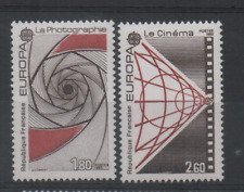Z719 Frankrijk 2396/97 postfris Cept