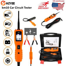 Auto 12V 24V Power Circuit Tester Electrical System Probe Detector AVOmeter Tool