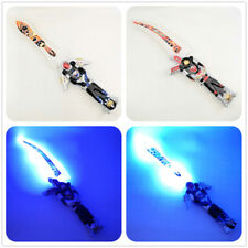 Power Rangers Deluxe Knight Saban's Action Figure Light Sound Sword Loud Glow