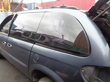 CHRYSLER GRAND VOYAGER SIDE WINDOW OPENING TYPE N/S PASSENGER 2001 - 2007